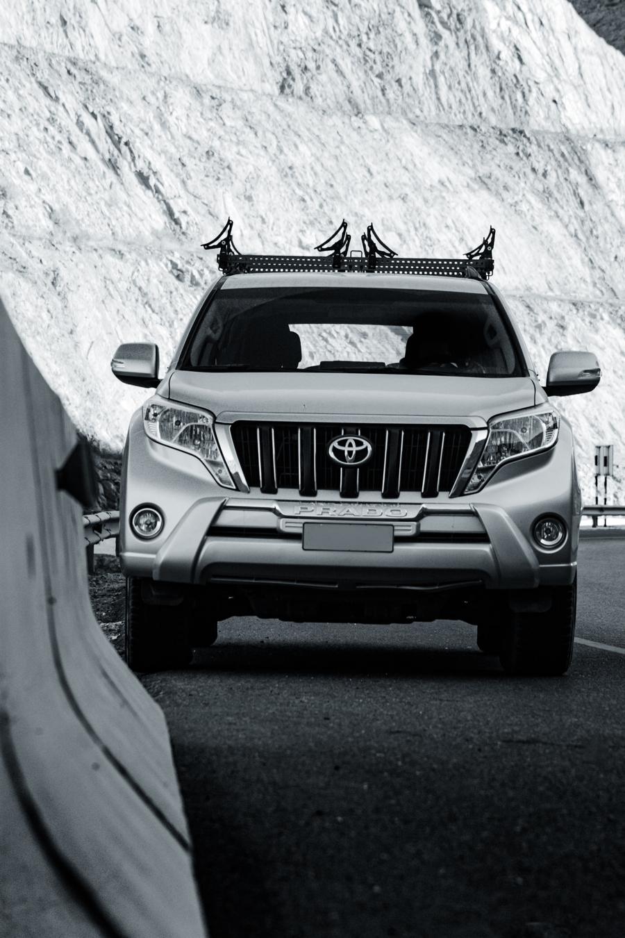 Trailhunter – новый товарный знак Toyota