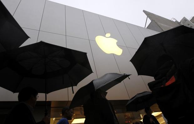 """Apple получила патент на """"солнечную зарядку"""" для своих смартфонов, планшетов и ноутбуков"""