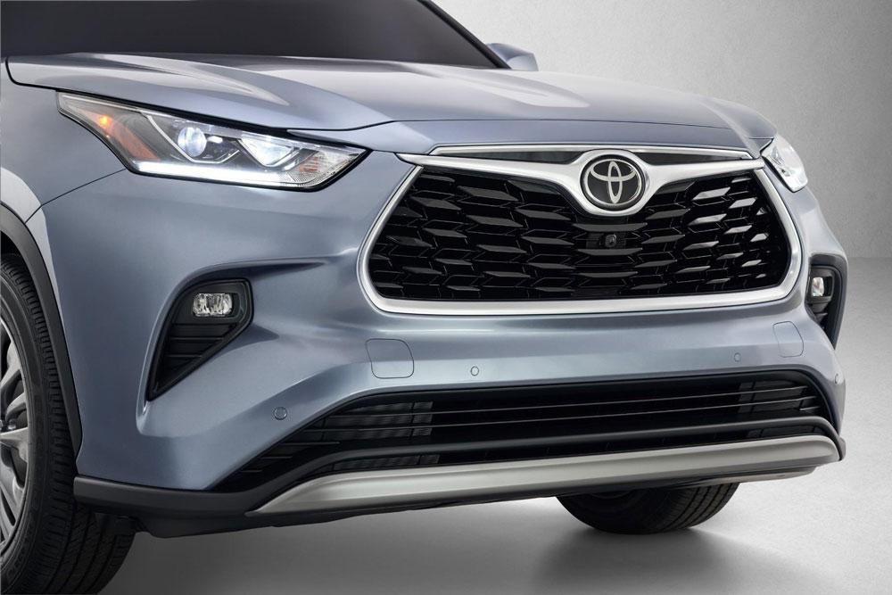 Grand Highlander: у Toyota появится новый товарный знак в США