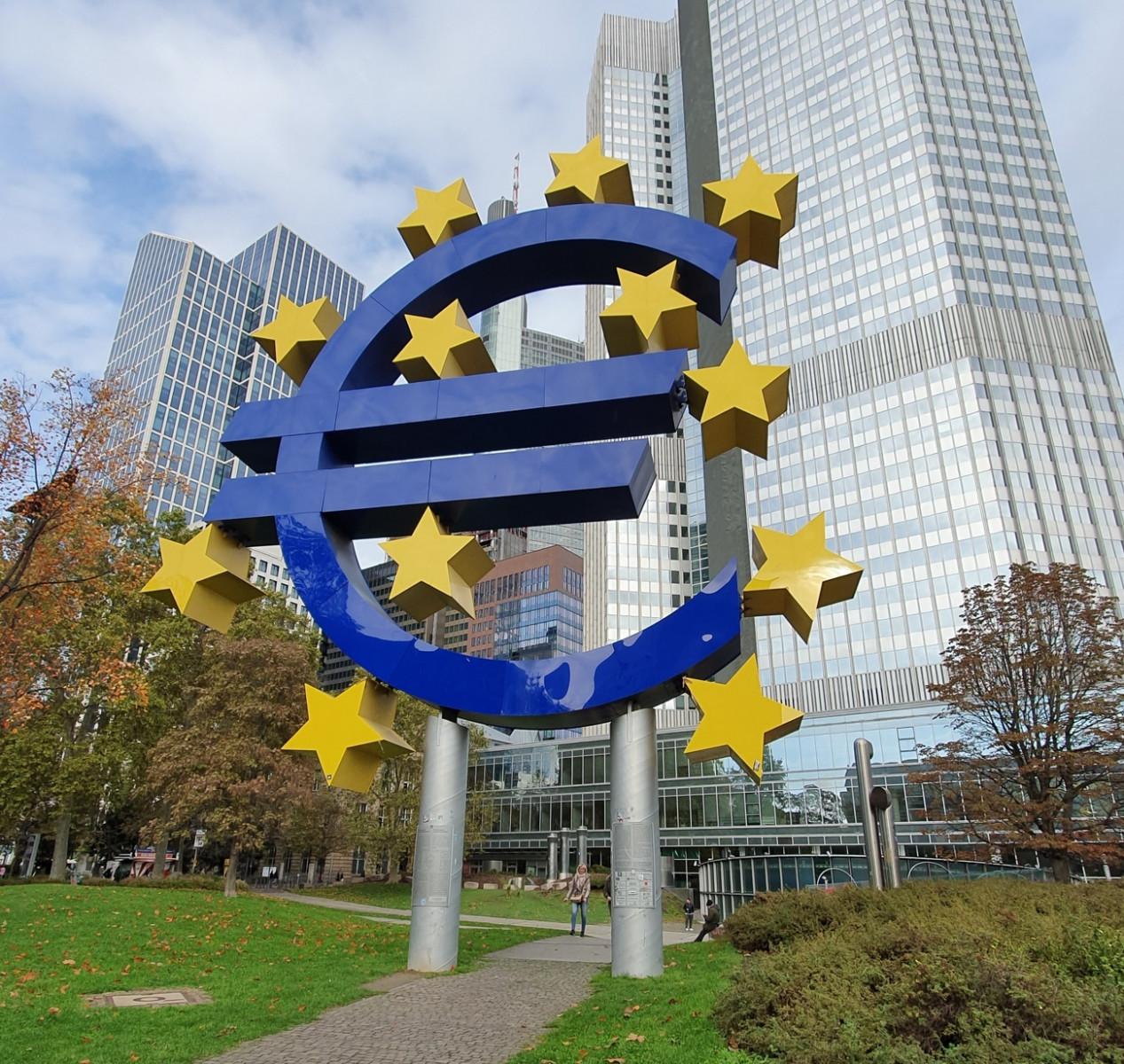 Европейский центральный банк в EUIPO направил заявку на регистрацию товарного знака «цифровой евро»