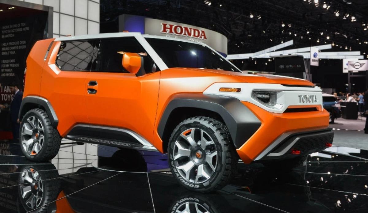4Active может стать новым товарным знаком Toyota