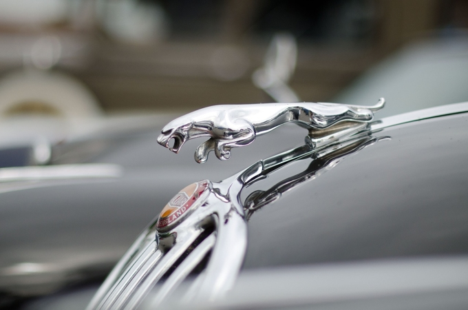 И снова Jaguar представит новинку