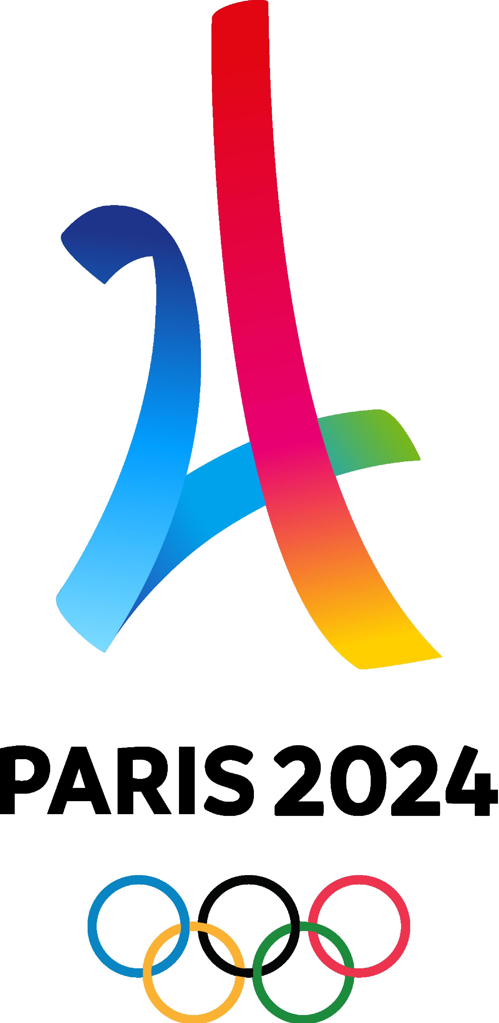 Логотип летней Олимпиады-2024