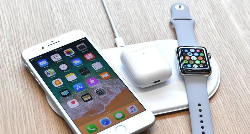 AirPower — беспроводная зарядка от Apple
