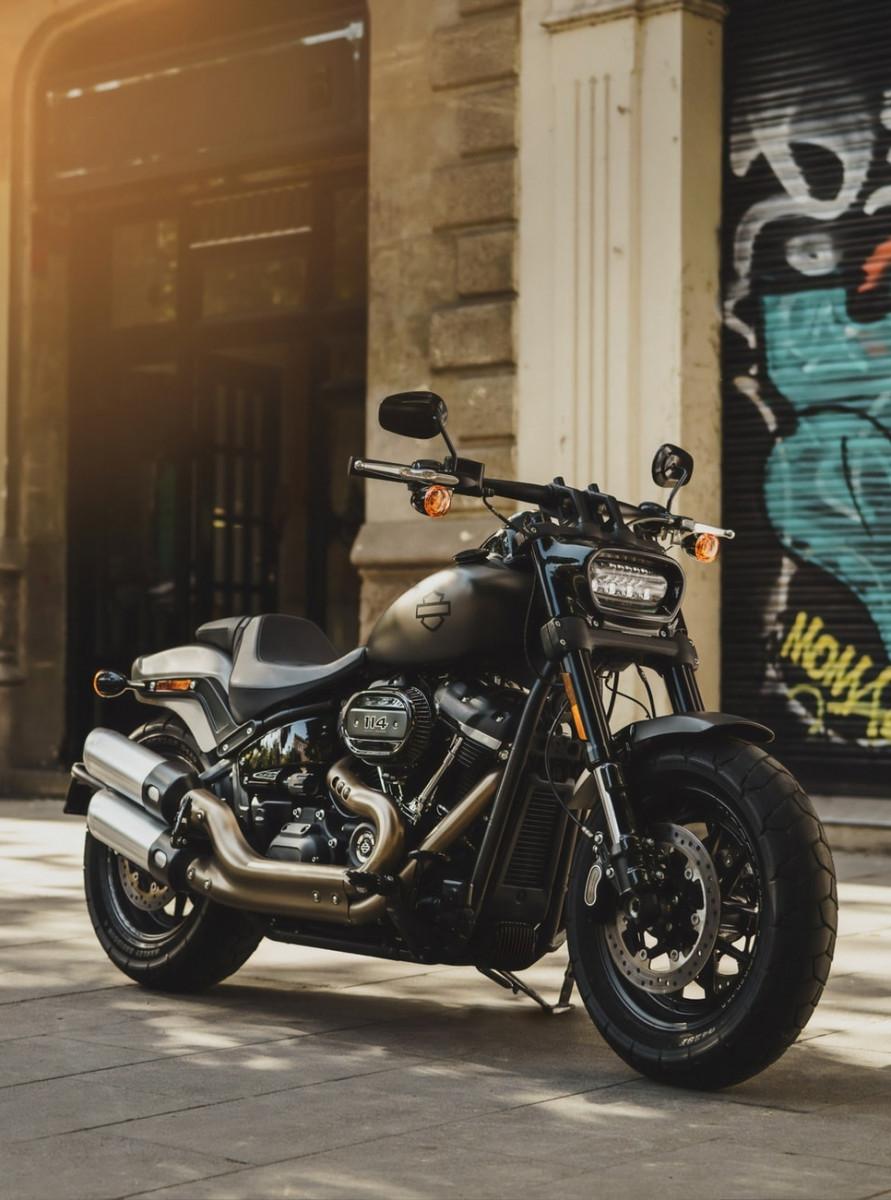 «Bareknuckle» новый товарный знак от Harley-Davidson
