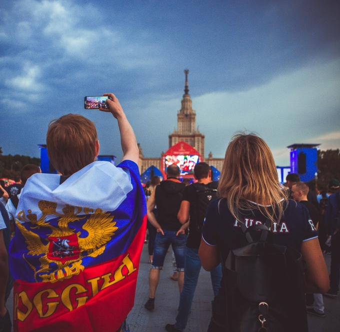 И вновь FIFA 2018 подсидели, но теперь в Сыктывкаре
