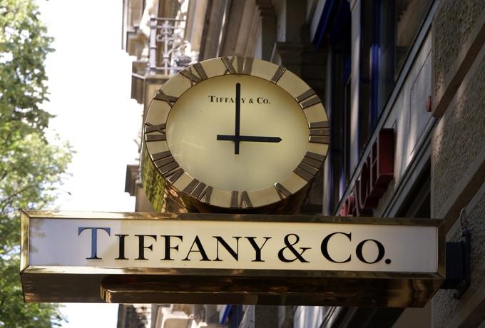Прекращена охрана товарного знака компании Tiffany and Company