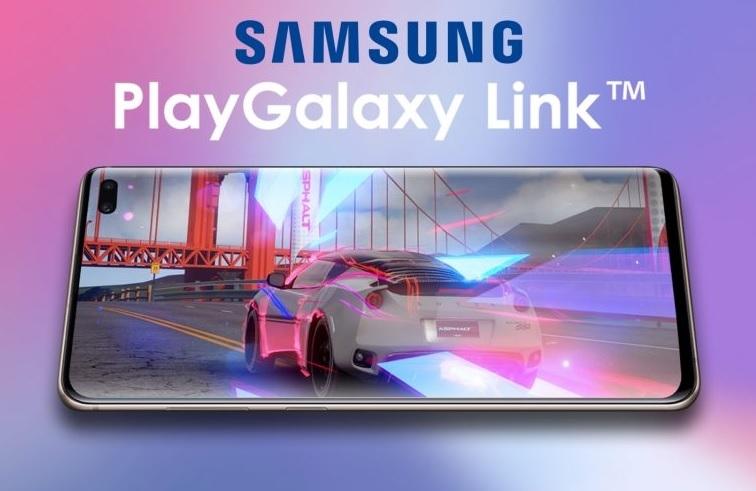 PlayGalaxyLink – новый товарный знак от Samsung