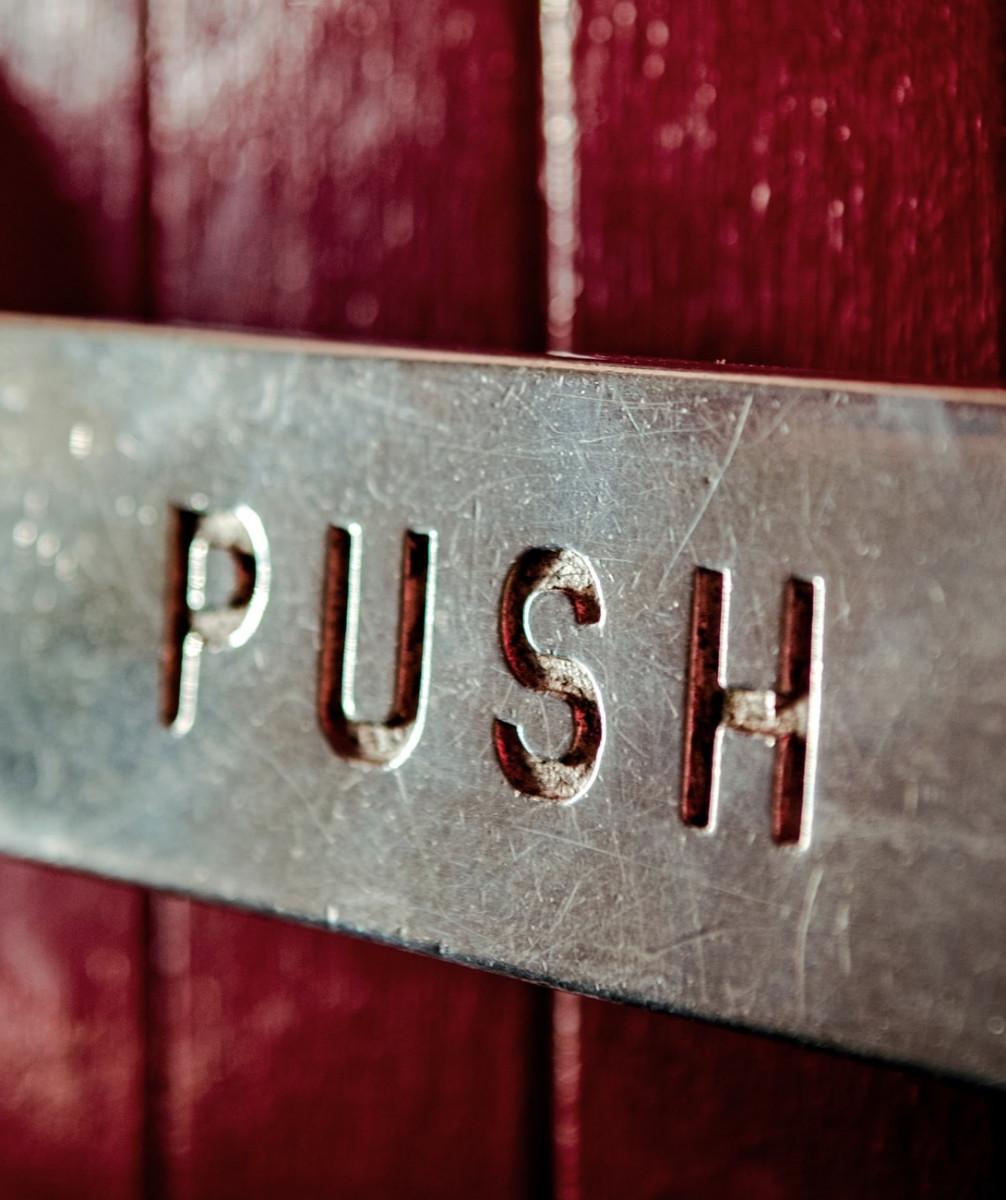 В Роспатент направлена заявка с просьбой о регистрации товарного знака «Пуш» и «Push»