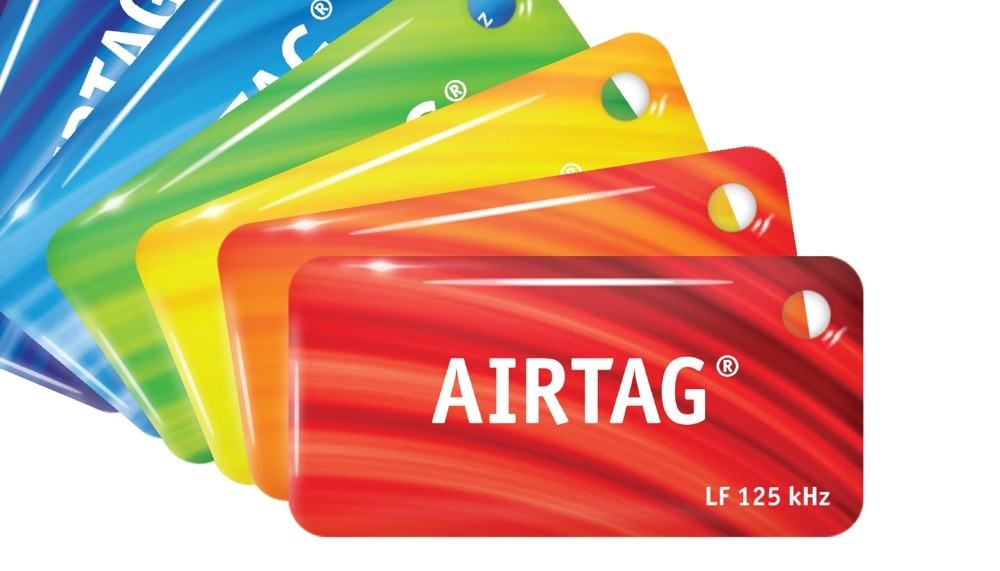 ISBC продала свой товарный знак AIRTAG