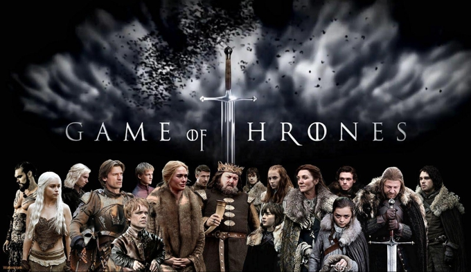 Товарный знак The Game of Thrones