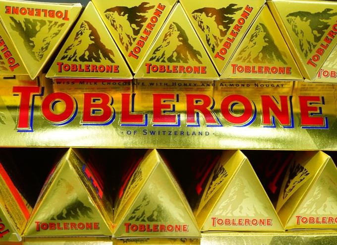 Товарный знак Toblerone