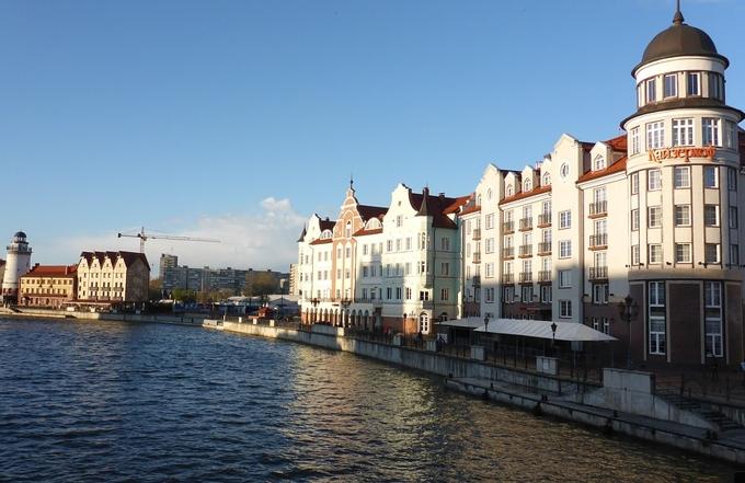 В Калининграде оштрафовали фирму из-за китайского товарного знака