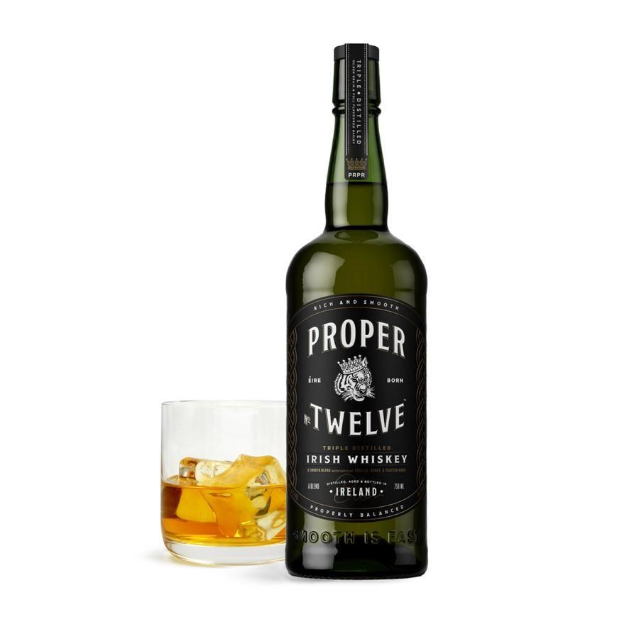 Виски Proper Twelve. Владелец товарного знака – Конор Макгрегор.