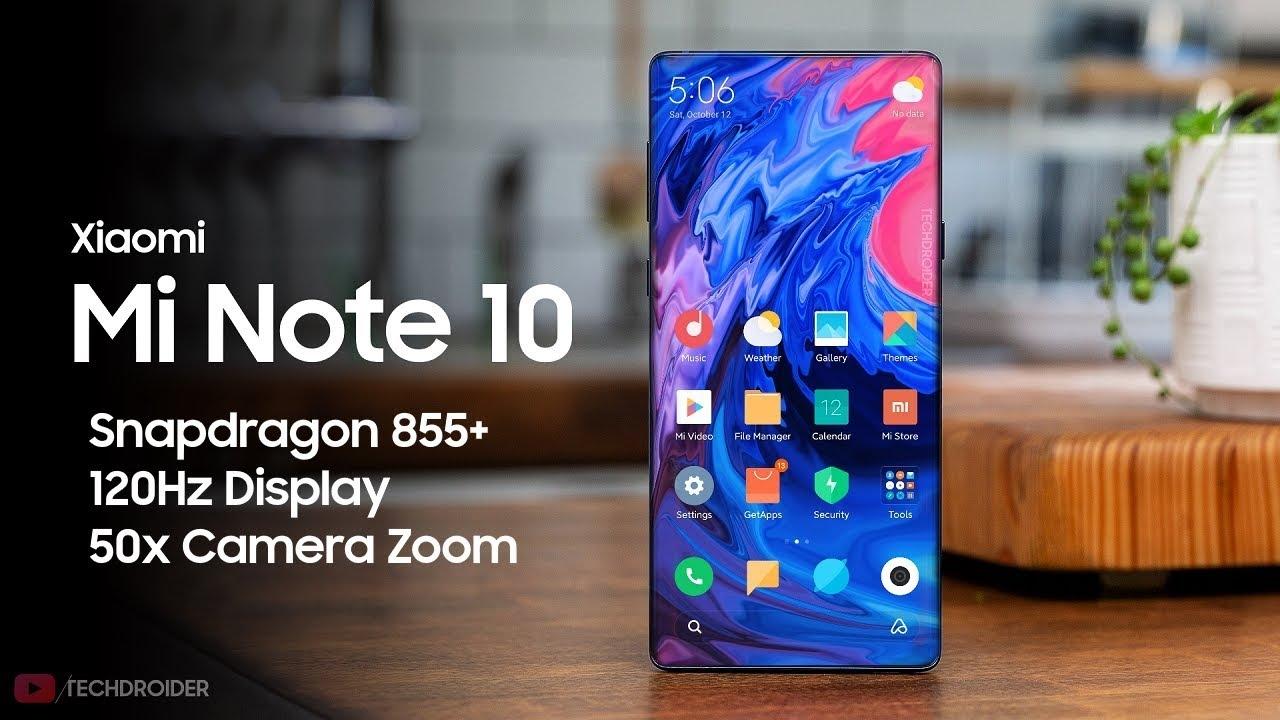 Xiaomi стала обладателем патента гибкого смартфона с квадрокамерой