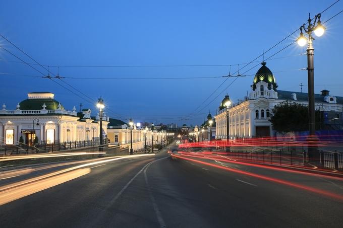 Не пытайся покинуть Омск, как товарный знак.