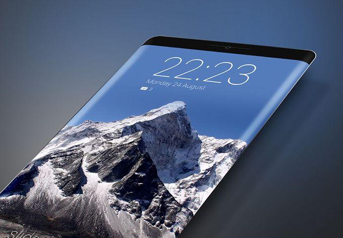 Infinity Display – новый экран в смартфонах Samsung Galaxy S8 и S8+