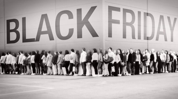 Товарный знак Black Friday остается под охраной