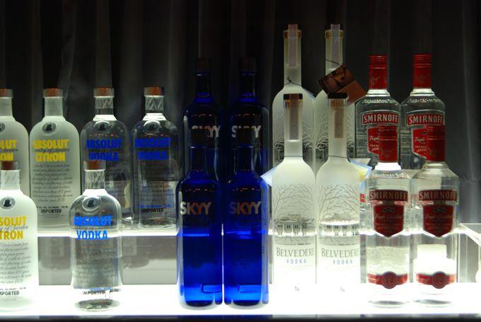 Товарный знак Ossinovsky Vodka