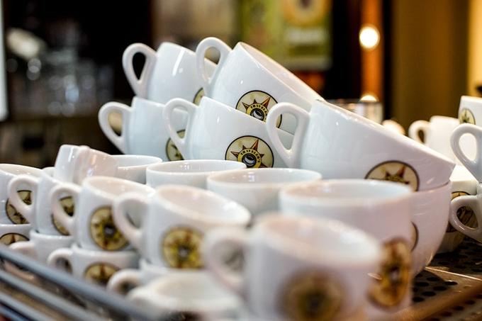 Товарный знак Traveler's Coffee