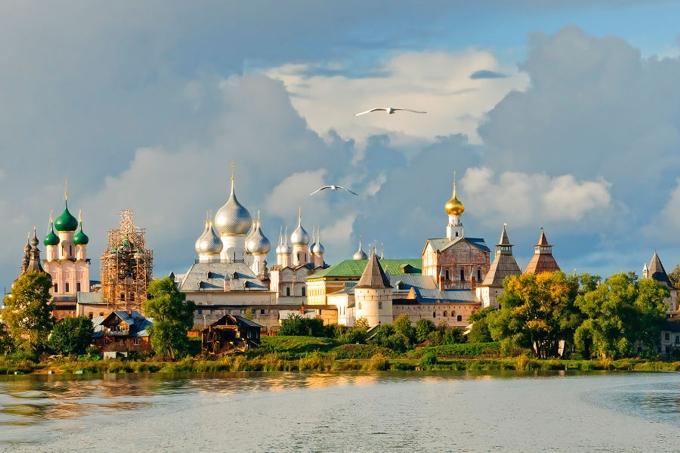 Ярославль отныне официально столица маршрута «Золотое кольцо»