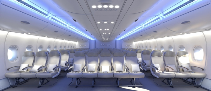 Airbus защитил разработку гиперзвукового пассажирского лайнера патентом