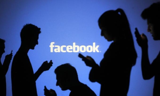 Торговая марка face book