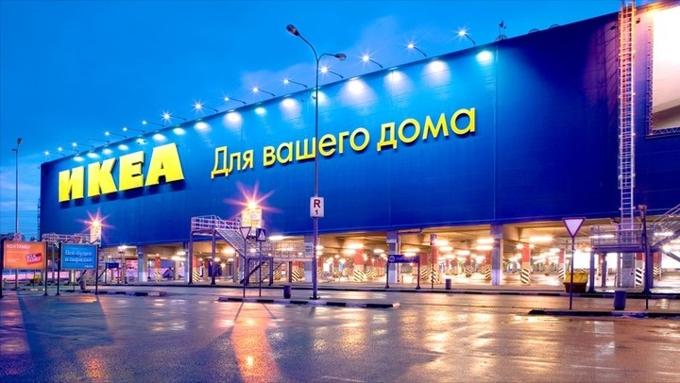 «Икеа» будет регистрировать товарный знак «Мега Ферма»