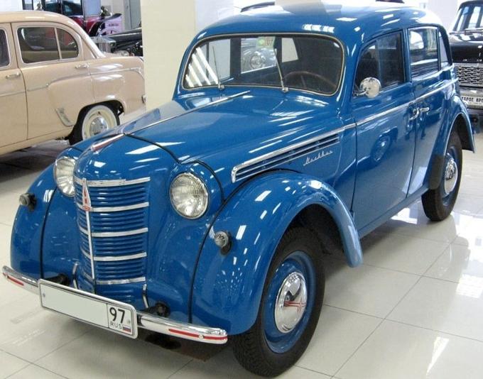 Москвич станет товарным знаком Renault