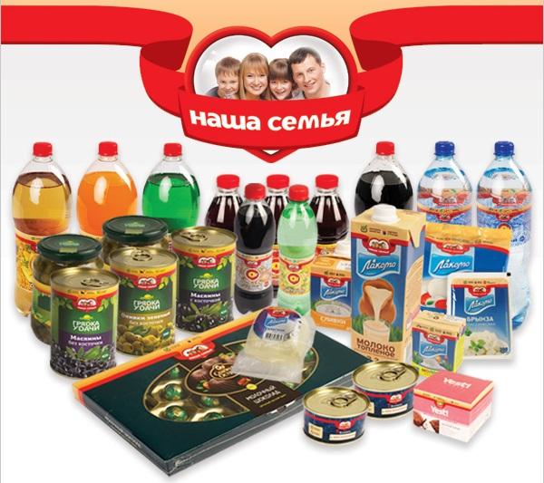 ООО «Ашан» отказано в регистрации бренда «Наша семья»