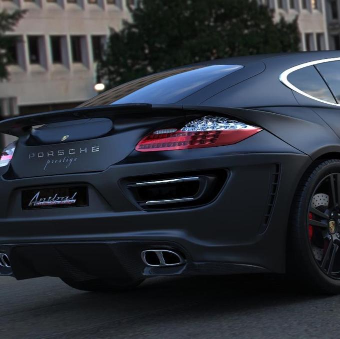 Товарный знак Porsche