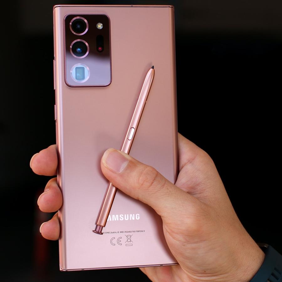 Стилус-гарнитура от Samsung ( Стилус-перо S Pen )
